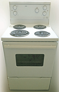 24 electric stove get a great deal on a stove or oven