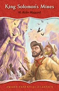 King-Solomon-039-s-Mines-von-Henry-Rider-Haggard-2012-Gebundene-Ausgabe