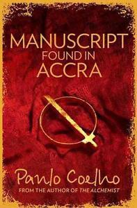 Manuscript Found in Accra von Paulo Coelho (2014, Taschenbuch)