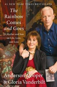 Anderson Cooper: The Rainbow Comes and Goes (Hardcover) - $15