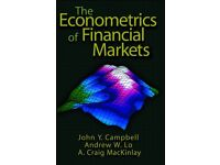 The Econometrics of Financial Markets by John Campbell