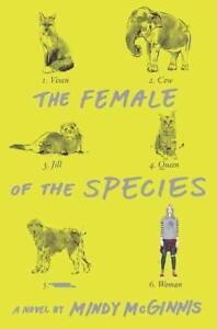 The Female of the Species von Mindy McGinnis (2016, Gebundene Ausgabe)