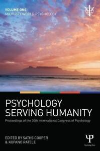 Psychology Serving Humanity Vol 1 Bookh Neu