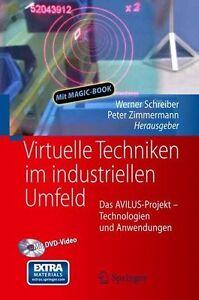 Virtuelle-Techniken-im-industriellen-Umfeld-Neu-und-OVP-9783642206351