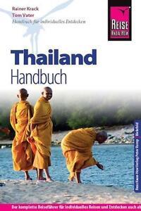 NEU-Reisefuehrer-THAILAND-Handbuch-fuer-individuelles-Entdecken
