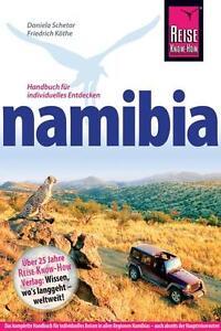 Namibia - Reise Know-How Reiseführer (2012)