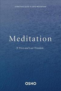 Meditation von Osho (2004, Taschenbuch)
