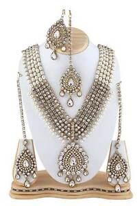 SPECIAL PRICE BOLLYWOOD STYLE INDIAN JEWELLEREY FOR SALE