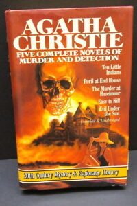 Agatha Christie Five Complete Novels of Murder and Detection