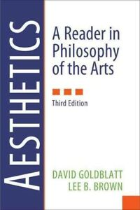 Aesthetics: A reader in the philosophy of the arts TEXTBOOK