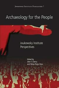 John Cherry-Archaeology For The People  BOOK NEU