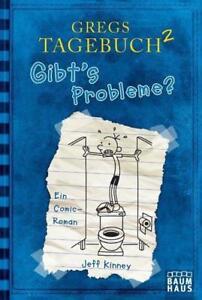 Gibt's Probleme? / Gregs Tagebuch Bd.2 von Jeff Kinney (2012, Taschenbuch)