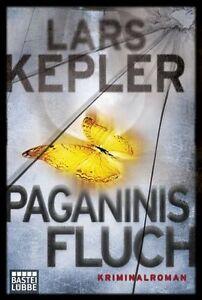 Lars Kepler - Paganinis Fluch - <span itemprop='availableAtOrFrom'>NÖ, Österreich</span> - Lars Kepler - Paganinis Fluch - NÖ, Österreich