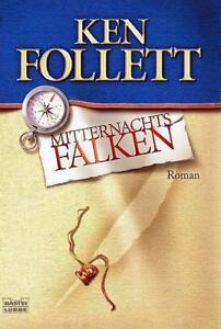 Mitternachtsfalken, Ken Follett - gebunden - NEU