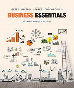 Seneca BAM101 Ebert Business Essentials 8th edition BAM 101