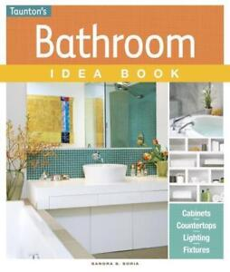 Sandra S. Soria-Bathroom Idea Book BOOK NEU