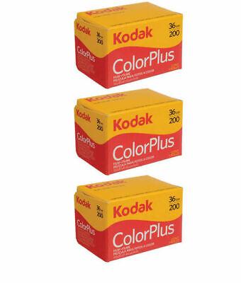 X3  Kodak ColorPlus 200 36exp