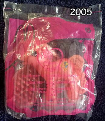 PINKIE PIE pony / toy #6 MY LITTLE PONY McDonald's McD / Hasbro (2005) *NIOP