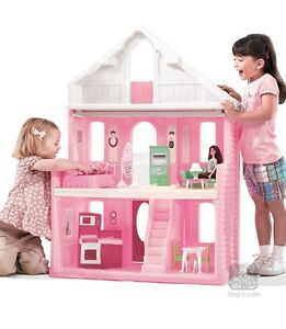 Step2 Grand Balcony Barbie Doll House with accessories