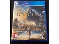 Assassin Creed Origins Game Ps4