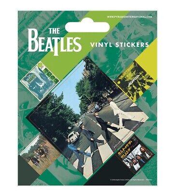 The Beatles Abbey Road Official Sticker Vinyl Licensed Gift Best Seller