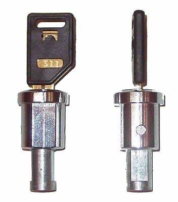 Original Oem Lock Key Part For Beaver Gumballcandy Bulk Vending Machine