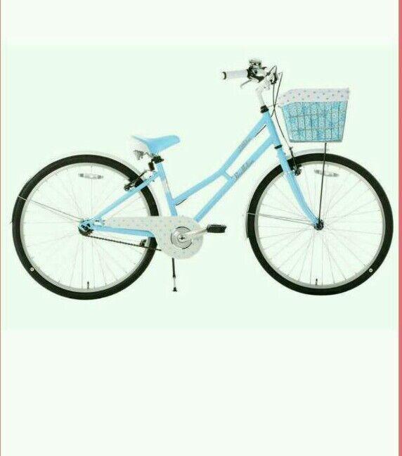 Victoria Pendleton Bike Ladies Teenage Girls In