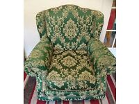 Sofa Sofa Period Style Arm Chair with Casters