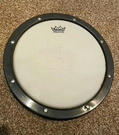 Remo practise pad