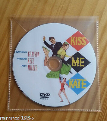 Kiss Me Kate (1953)  Kathryn Grayson, Howard Keel, Ann Miller, Keenan Wynn.