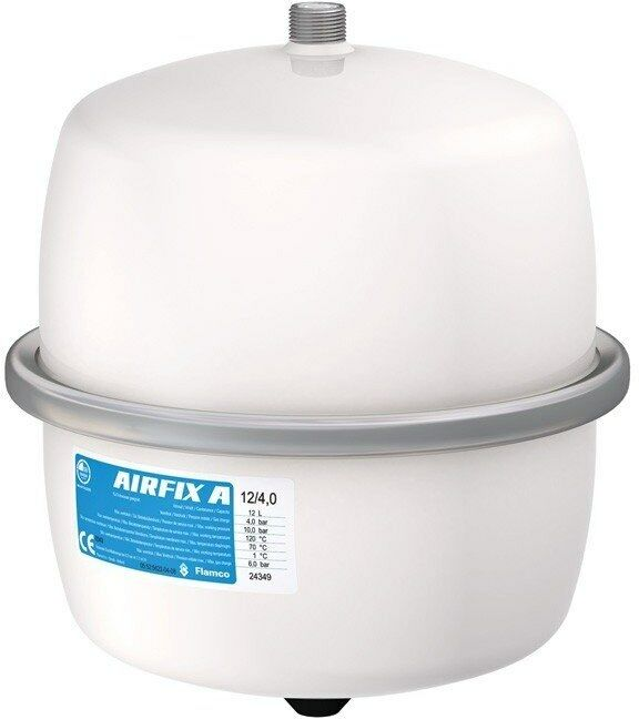 Flamco Airfix A Membran Druckausdehnungsgefäße 12 Liter Ausdehnungsgefäß / DVGW