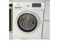 iemens IQ500 WD14H420GB freestanding washer dryer