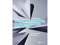 The economics of money, banking and finance by Howells and Bain