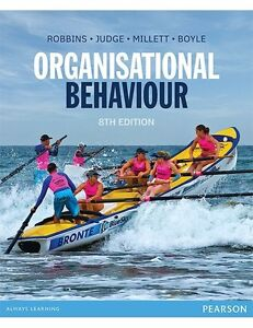 Organisational Behaviour by Bruce Millett, Stephen Robbins (Paperback, 2016)