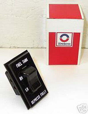 NOS 1981-86 Chevrolet Chevy GMC Pickup Truck Suburban Delco Fuel Tank Switch