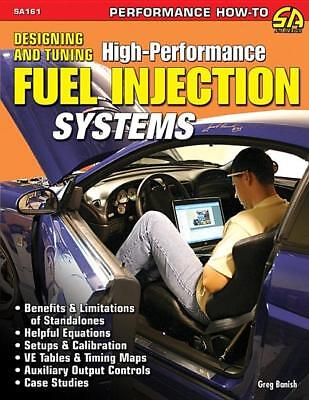 Designing & Tuning High-Performance Fuel Injection Systems Book ~EFI~ BRAND NEW