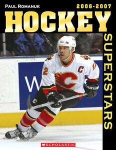 Two Collectible Hockey Books