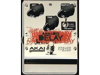 Akai Professional Analog Delay Pedal