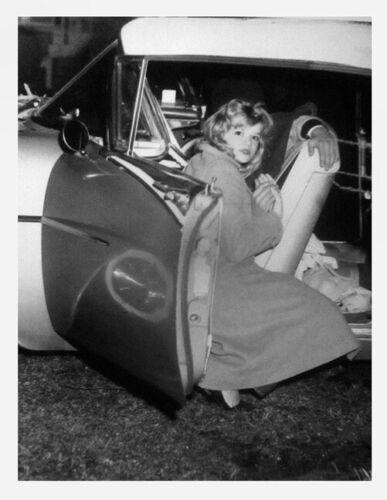 1957 Pretty Girl Lynbrook Long Island Crash Photos