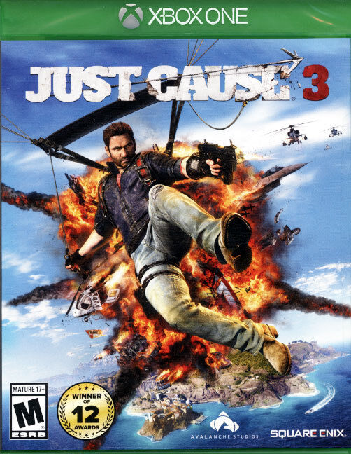 $23.99 - Just Cause 3 - (Xbox One) - Brand NEW !!