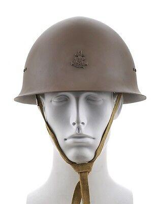 WWII Japanese Imperial Naval Landing Forces (Marines) Helmet