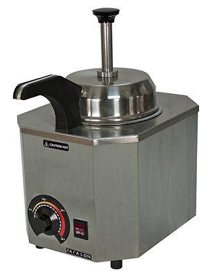Nacho Cheese Dispenser Warmer Paragon 2028c Heated Spout Hot Fudge Caramel