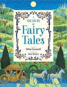 A Treasury of Fairy Tales von Helen Cresswell (2013, Gebunden)