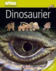 memo - Dinosaurier von David Lambert (2011, Gebundene Ausgabe)