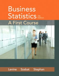 Statistics for Business: A First Course  7th edition