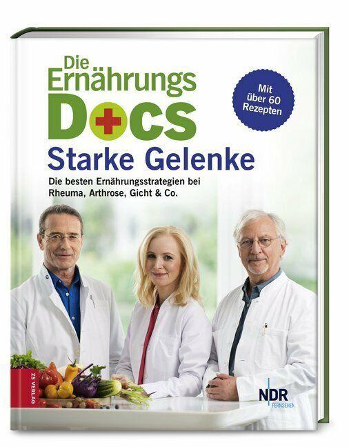Die Ernährungs-Docs - Starke Gelenke von Matthias Riedl, Anne Fleck, Jörn Klasen