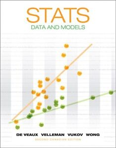 STATS Data and Models 2nd Canadian Edition