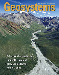 Geosystems an Introduction to Physical Geography 4th Canadian Ed