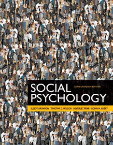 Social psychology aronson buy or sell books in manitoba kijiji aronson social psychology 6th ed fandeluxe Gallery