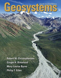 Geosystems Fourth Canadian Edition